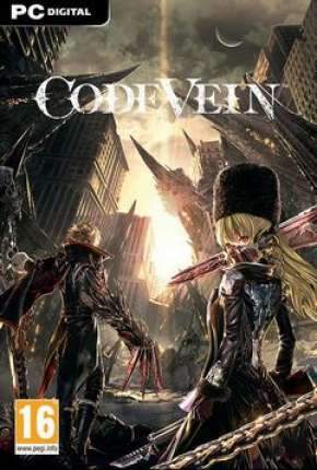 Code Vein Jogo Torrent Download