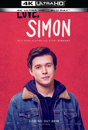 Com Amor, Simon - 4K Filme Torrent Download