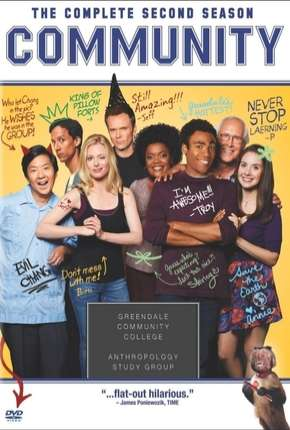 Community - 2ª Temporada Série Torrent Download