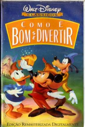 Como é Bom se Divertir - Disney Filme Torrent Download
