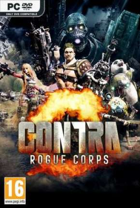 Contra - Rogue Corps Jogo Torrent Download
