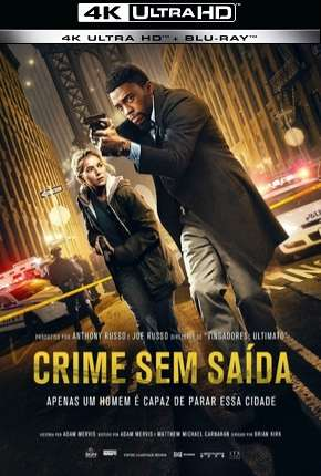 Crime Sem Saída - 4K Filme Torrent Download