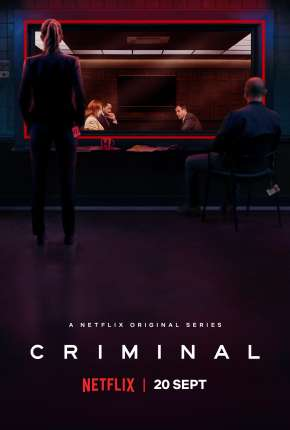 Criminal - Reino Unido - Completa Série Torrent Download