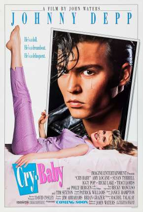 Cry-Baby BluRay Filme Torrent Download