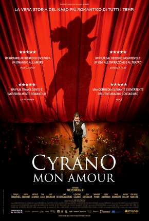Cyrano Mon Amour - Edmond Legendado Filme Torrent Download