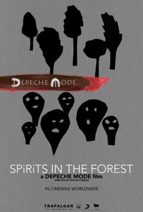 Depeche Mode - Spirits in the Forest Legendado Filme Torrent Download