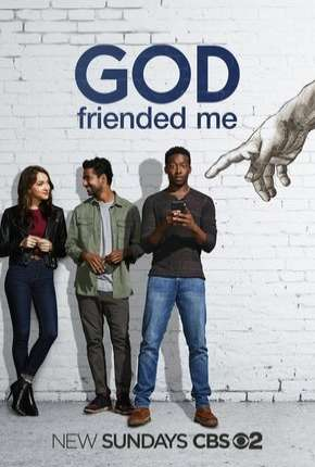 Deus Me Adicionou - God Friended Me 1ª Temporada Série Torrent Download