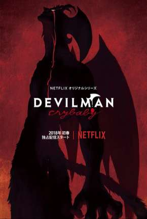 Devilman Crybaby - 1ª Temporada Completa Anime Torrent Download