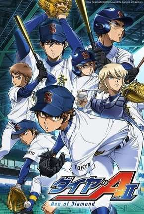 Diamond no Ace - Act II Anime Torrent Download
