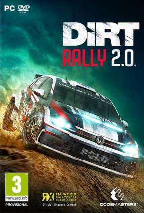Dirt Rally 2.0 Jogo Torrent Download