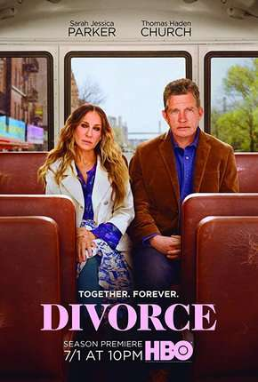 Divorce - 3ª Temporada Série Torrent Download