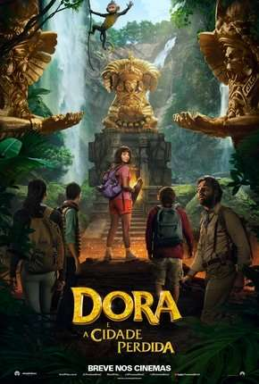 Dora e a Cidade Perdida Filme Torrent Download