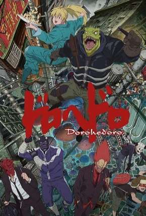 Dorohedoro - 1ª Temporada - Legendado Anime Torrent Download