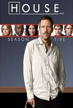 Dr. House - 5ª Temporada Completa Série Torrent Download