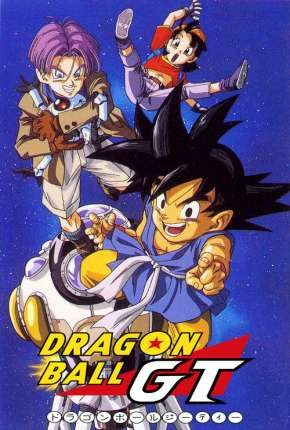 Dragon Ball GT  - Completo Anime Torrent Download