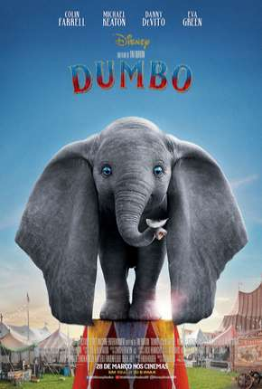 Dumbo - BluRay Live Action Filme Torrent Download
