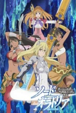Dungeon ni Deai wo Motomeru no wa Machigatteiru Darou ka Gaiden - Sword Oratoria Anime Torrent Download