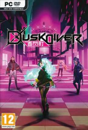 Dusk Diver Jogo Torrent Download