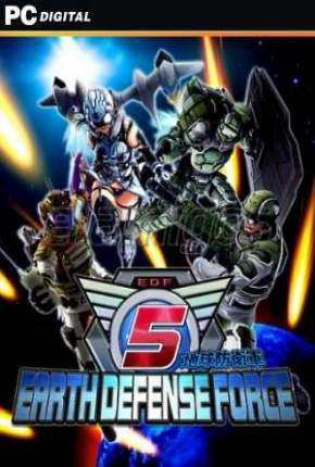 Earth Defense Force 5 Jogo Torrent Download