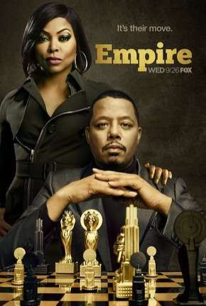 Empire - Fama e Poder - 5ª Temporada Série Torrent Download