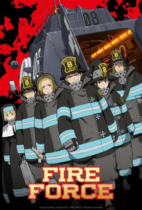 Enen no Shouboutai - Fire Force Anime Torrent Download