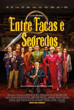 Entre Facas e Segredos Filme Torrent Download