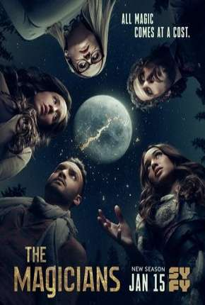 Escola de Magia - The Magicians 5ª Temporada Legendada Série Torrent Download