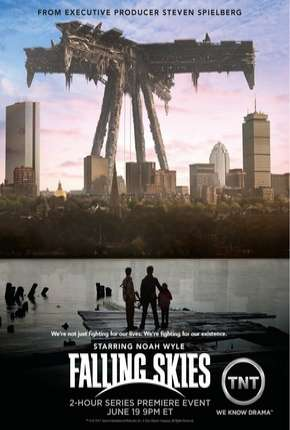 Falling Skies - 1ª Temporada Série Torrent Download