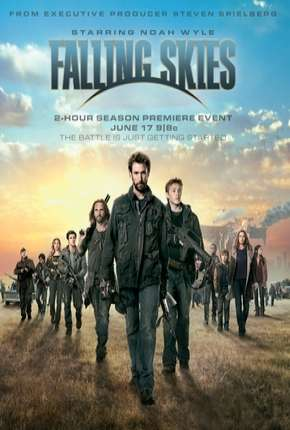 Falling Skies - 2ª Temporada Série Torrent Download