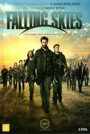 Falling Skies - 5ª Temporada Série Torrent Download