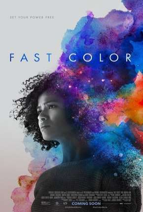 Fast Color - BluRay Legendado Filme Torrent Download