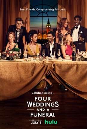 Four Weddings and a Funeral - 1ª Temporada Completa Série Torrent Download