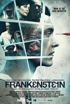 Frankenstein - DVD-R Filme Torrent Download