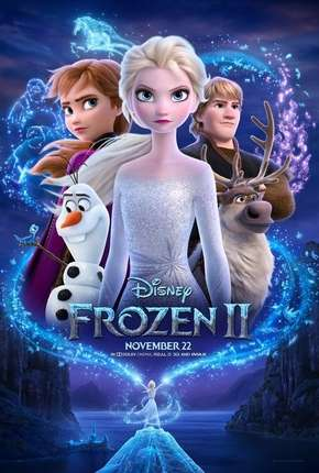 Frozen 2 - Legendado DVD Filme Torrent Download