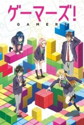Gamers! - Legendado Anime Torrent Download