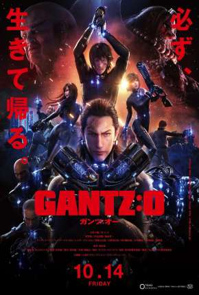 Gantz:O Filme Torrent Download