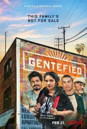 Gentefied - 1ª Temporada Completa Série Torrent Download