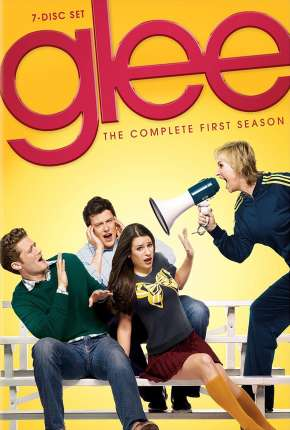 Glee - Em Busca da Fama - 3ª Temporada Série Torrent Download
