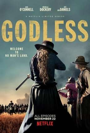 Godless - 1ª Temporada Completa Série Torrent Download