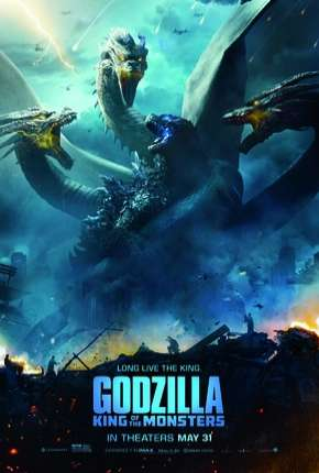 Godzilla 2 - Rei dos Monstros BD-R Filme Torrent Download