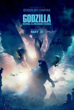 Godzilla 2 - Rei dos Monstros Legendado Filme Torrent Download