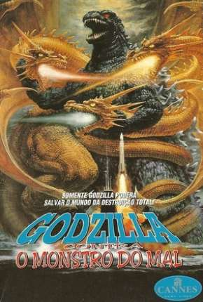 Godzilla Contra o Monstro do Mal (Godzilla vs. King Ghidorah) Filme Torrent Download