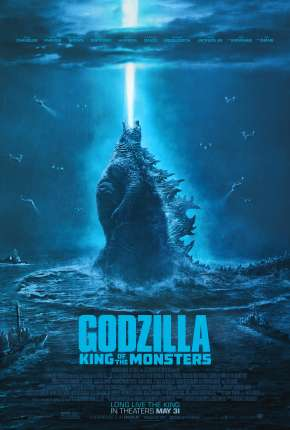 Godzilla II - Rei dos Monstros Filme Torrent Download