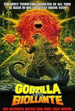 Godzilla vs. Biollante Filme Torrent Download