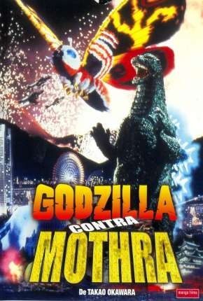 Godzilla vs. Mothra Filme Torrent Download