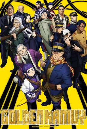 Golden Kamuy - 1ª Temporada Legendada Anime Torrent Download