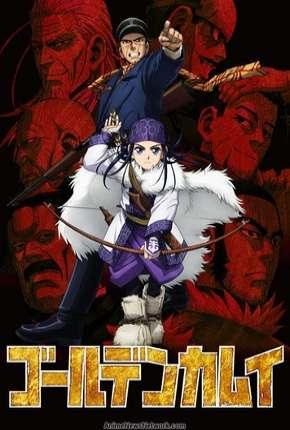 Golden Kamuy - 2ª Temporada - Legendada Anime Torrent Download