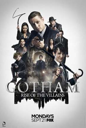 Gotham - 2ª Temporada Completa Série Torrent Download