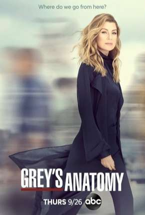 A Anatomia de Grey - Greys Anatomy - 16ª Temporada Série Torrent Download