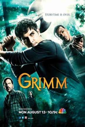 Grimm - Contos de Terror - 2ª Temporada Completa Série Torrent Download